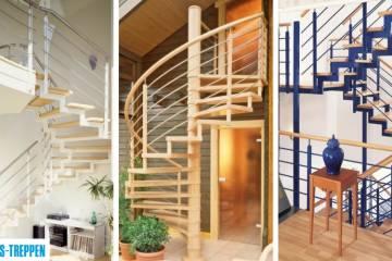Fuchs-Treppen hochwertige Treppen