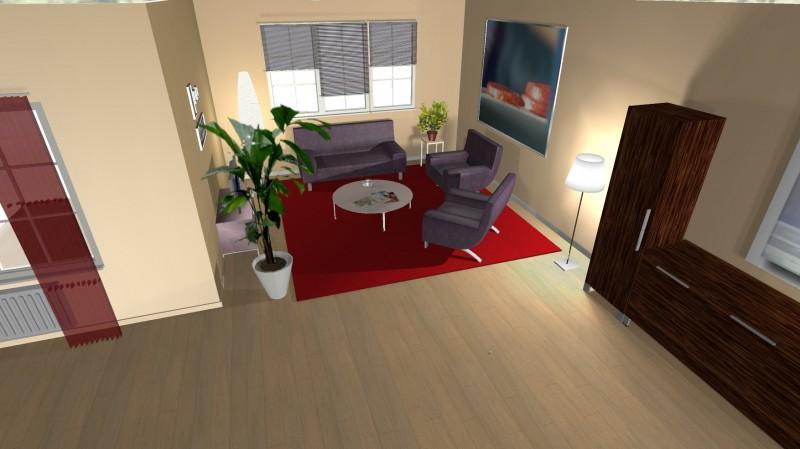 3D Wohnzimmerplanung Navigram
