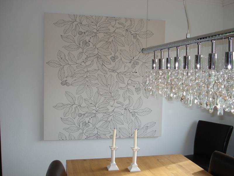 Schön Wandbilder Selbst Gestalten Bilder Von Wohndesign Idee
