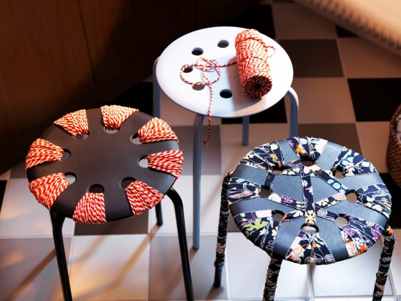 Beziehen stuhlrücken neu Stühle neu