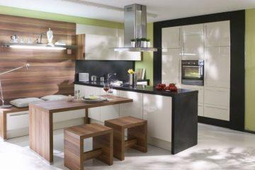 Küche mit Dachschräge planen mit dem 3D Küchenplaner