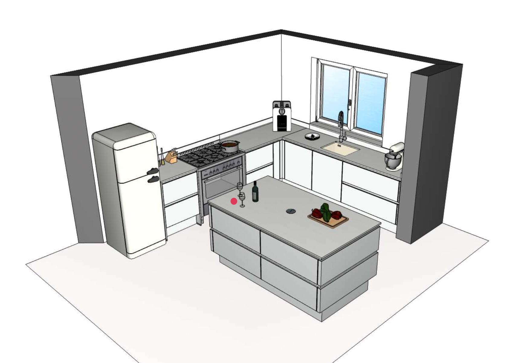 Küche online planen - Planungswelten