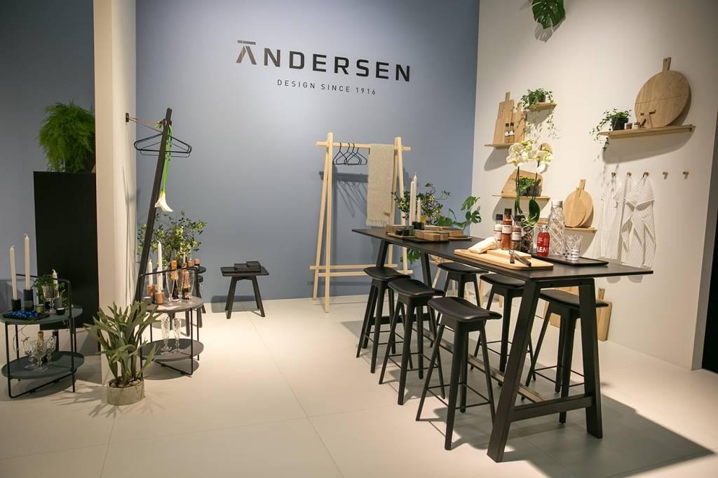 Bild von einem Esszimmer von Andersen