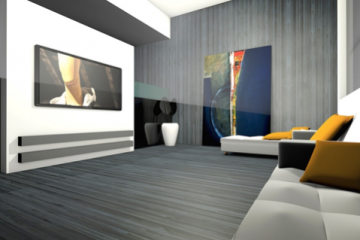praktische App für die Wohnungseinrichtung