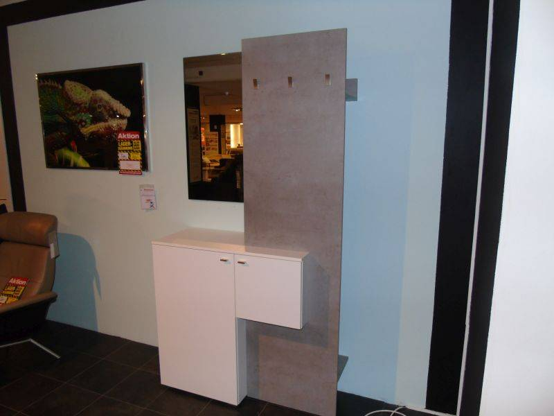 Moderne  Garderobenkombi