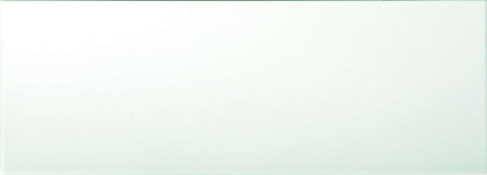 Wandfliese weiß matt 30×90