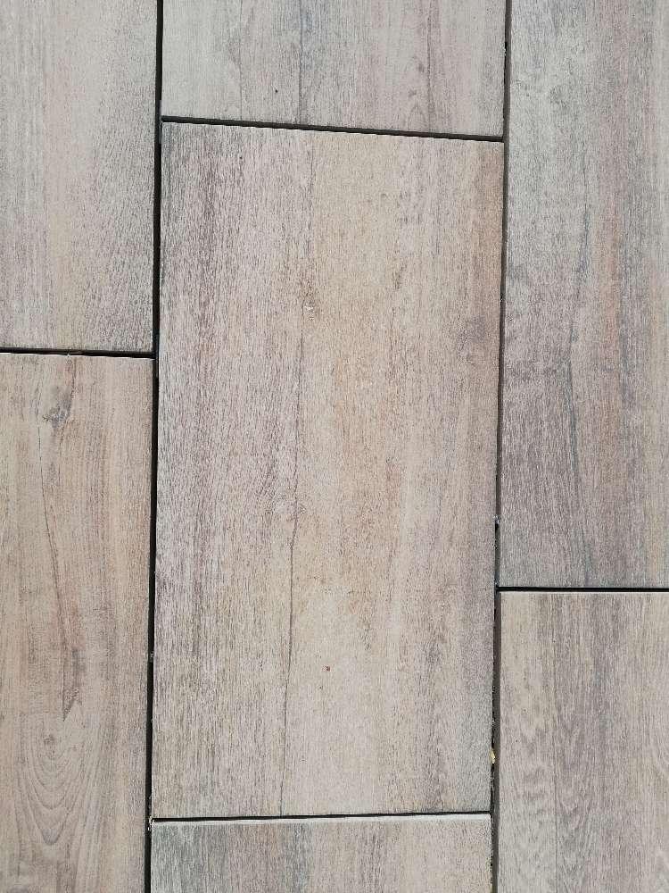 Keramik Terrassenplatte Holzoptik dunkel 40/80/2cm