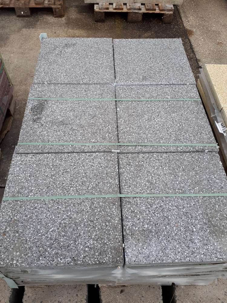EHL Terrassenplatte grau 60 x 40 x 4 cm 2. Wahl
