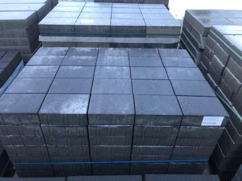 JASTO Verschubpflaster 24x16x8 cm anthrazit-weiß (2.Wahl)