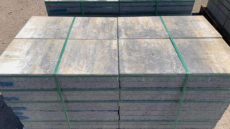 La Tierra Terrassenplatten 60x30x5 cm Muschelkalk (2.Wahl)