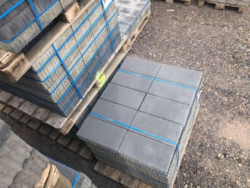 JASTO Trendline Pflaster 40x20x8 cm anthrazit (2.Wahl)