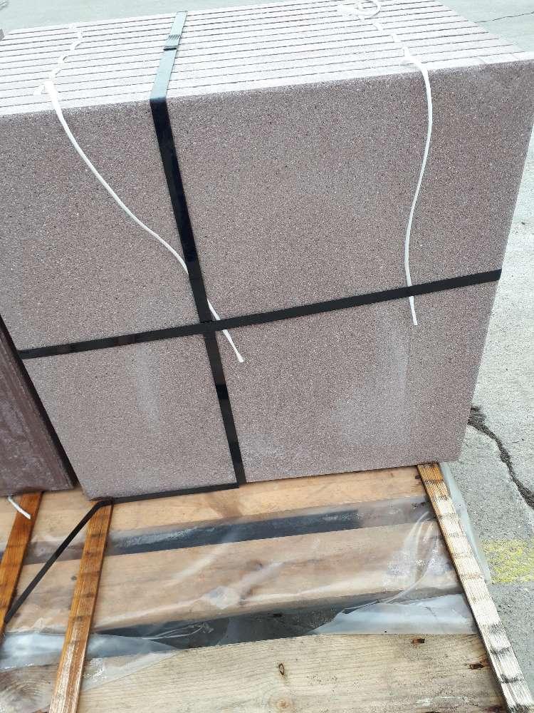EHL Terrassenplatte braun 60 x 60 x 3 cm 2. Wahl