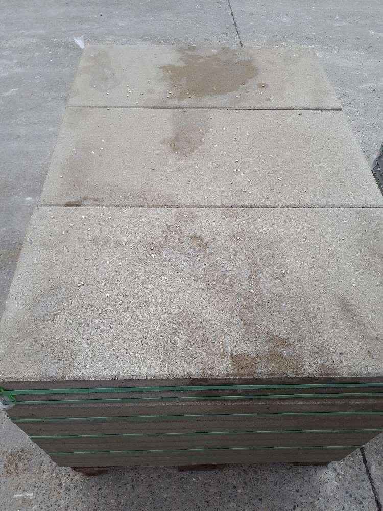 EHL Gehwegplatte grau 80 x 40 x 5cm 2. Wahl
