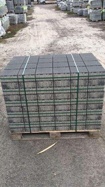 MultiTec Aqua Pflaster 20x20x8 cm anthrazit (2.Wahl)