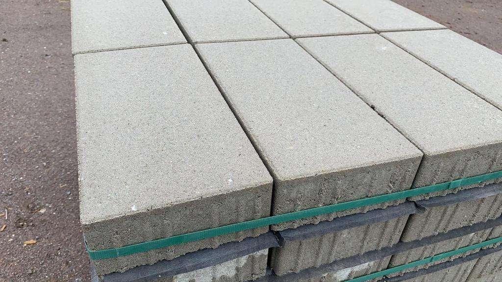 MultiTec Pflaster 40x20x8 cm grau (2.Wahl)