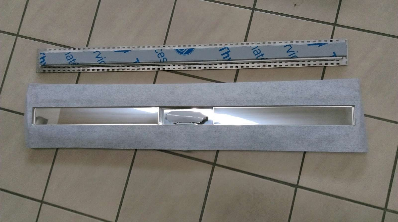 Gutjahr Duschrinnensystem 950 mm