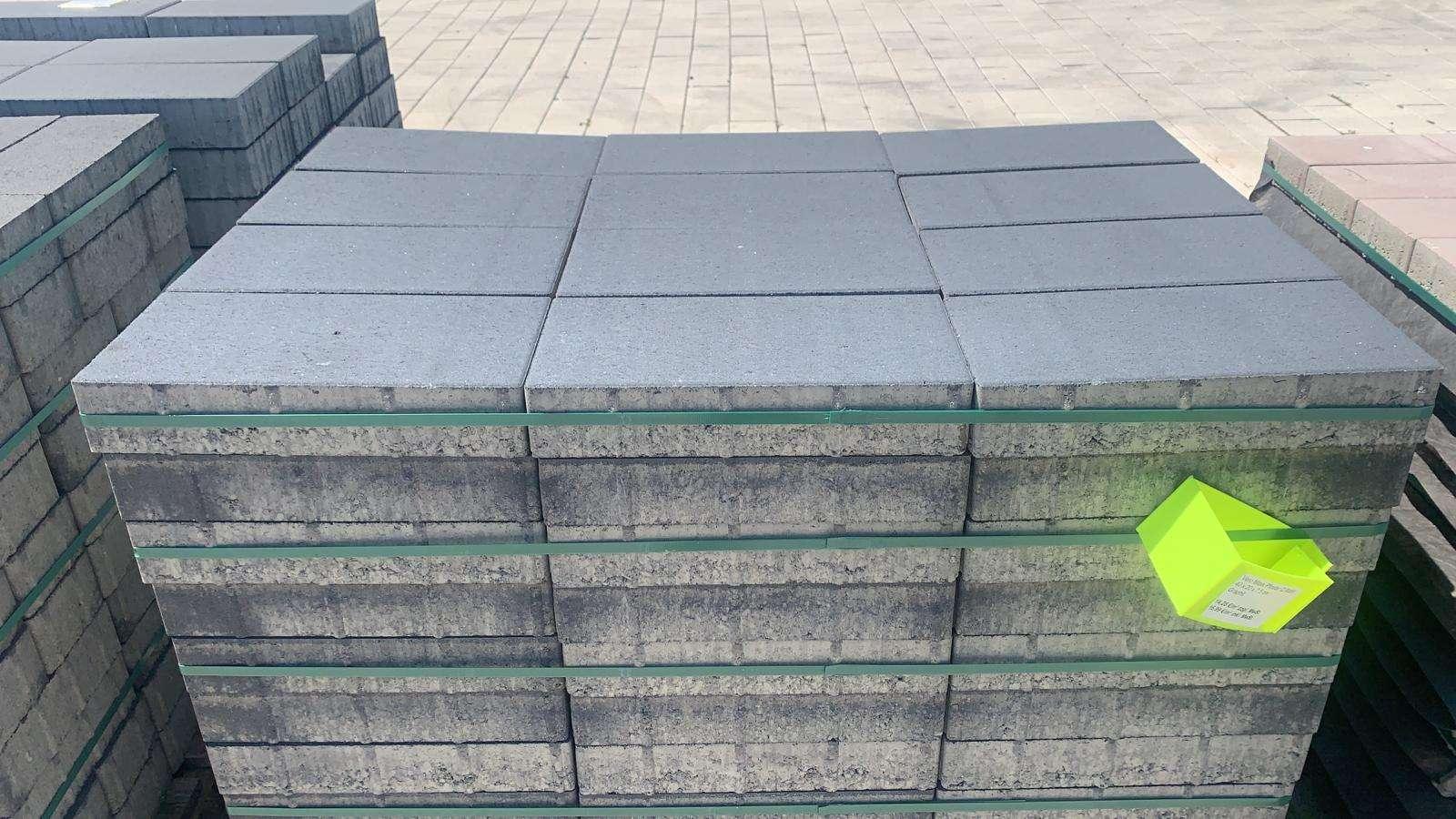 Vero Maxx Pflaster 40x20x7,5 cm graphit betonglatt (2.Wahl)