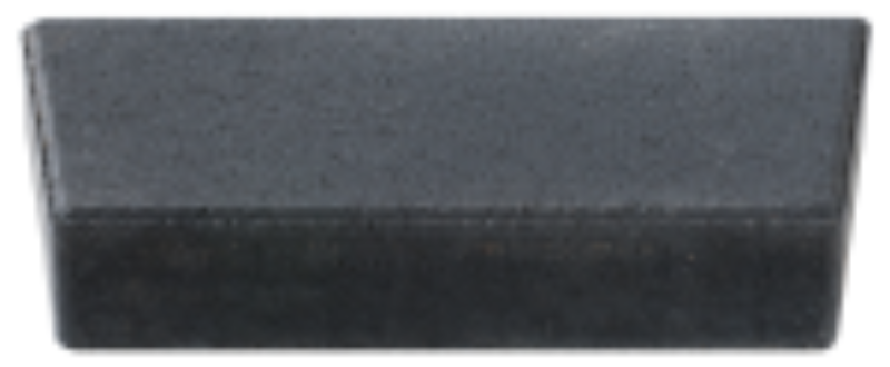 KANN Vigneto Rasenmähkante 23,5x12x4,5 cm anthrazit