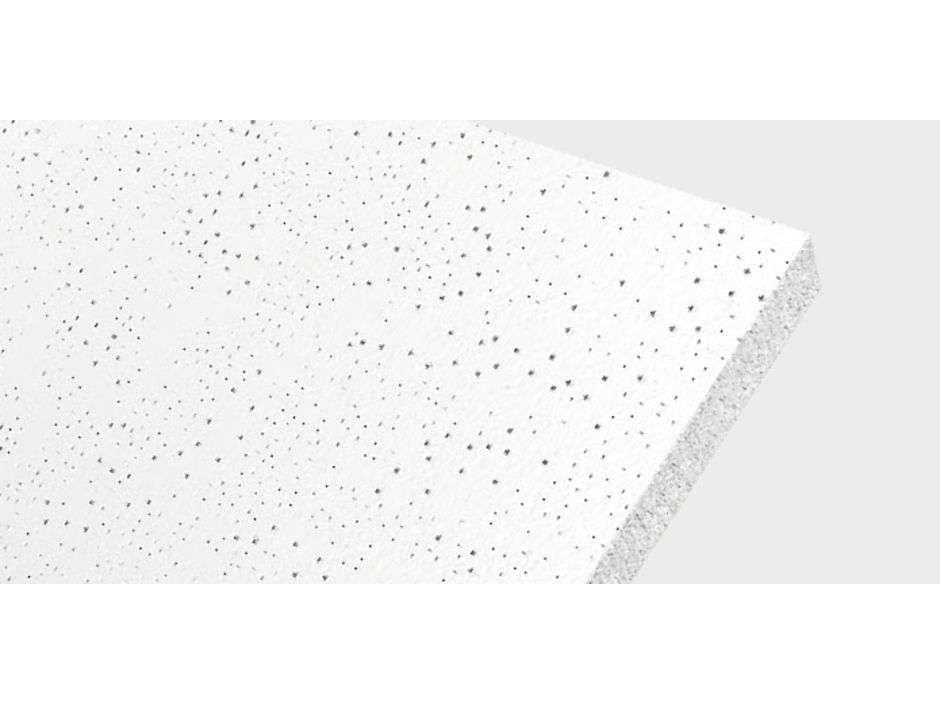 Mineralfaser Deckenplatte 625x625x15 mm
