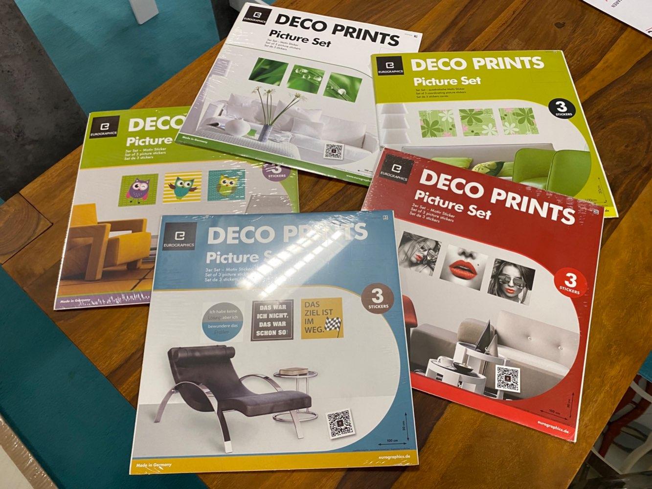Deco Sticker / Aufkleber / Fensteraufkleber für je 3,49€