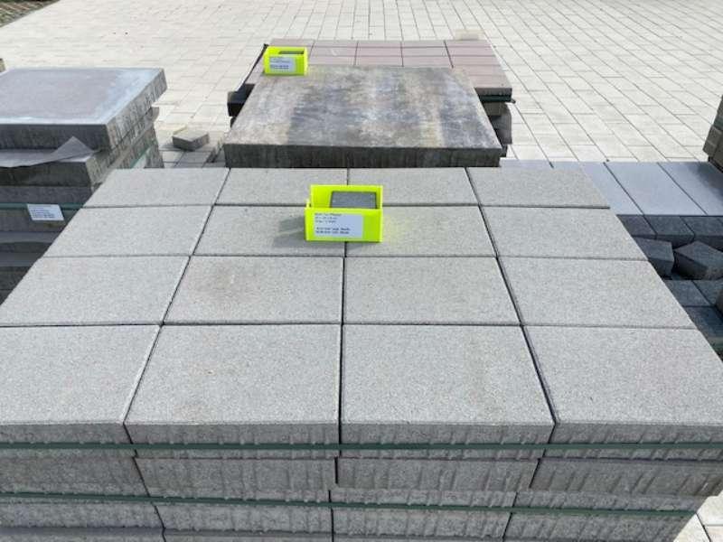 MultiTec Pflaster 30x20x8 cm grau (2.Wahl)