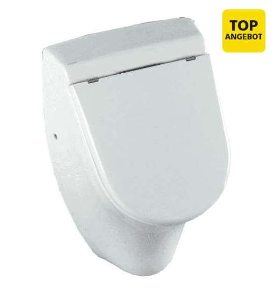 Urinal mit Deckel