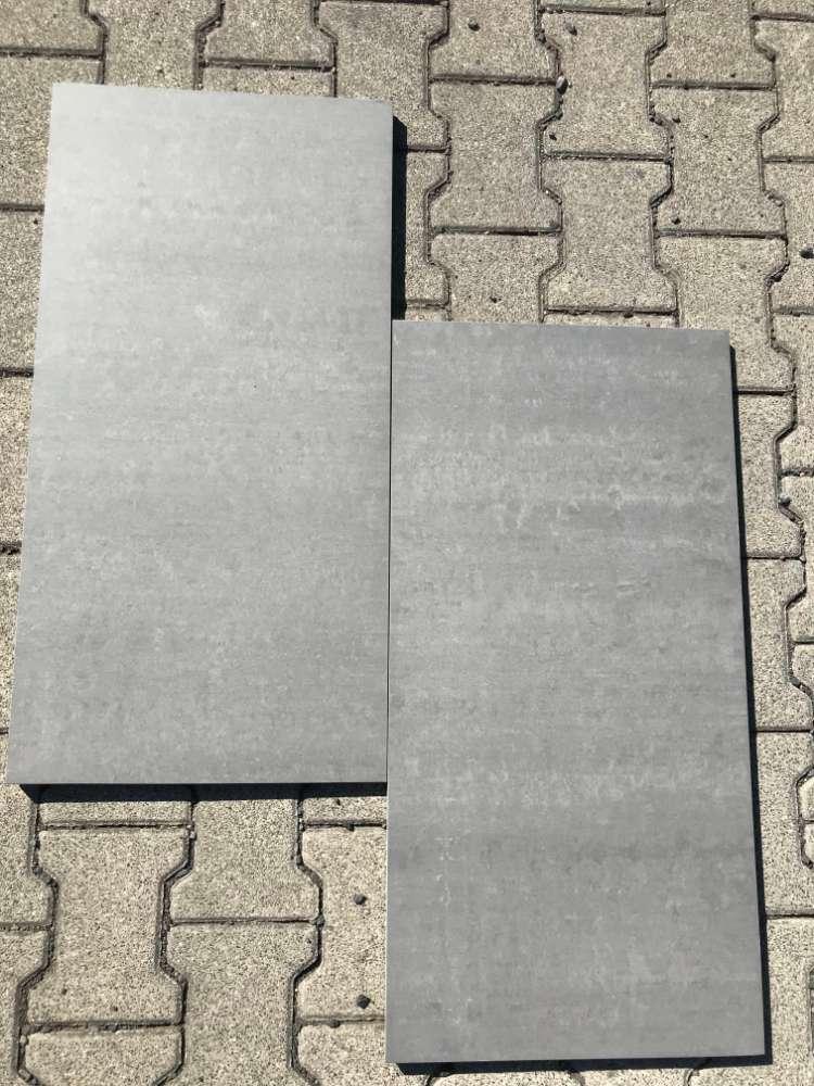 RedSun Terrassenplatte DUE Roma Cem. Grigio-Marone