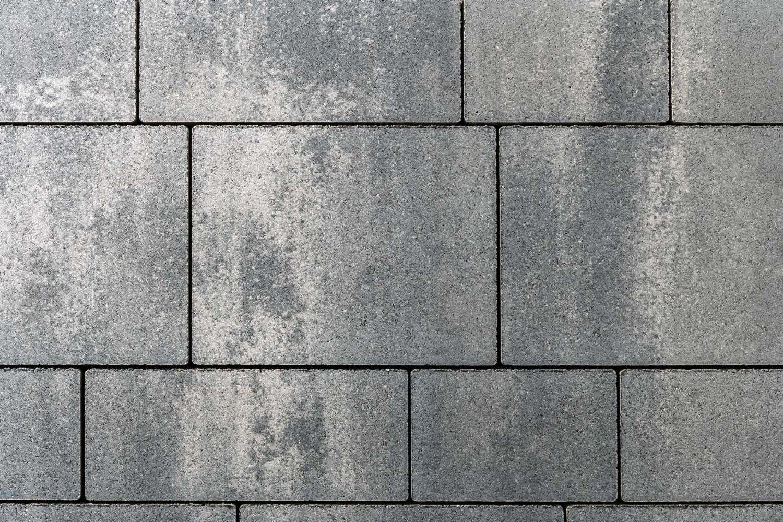 KLB Variato Line Pflaster grau-anthrazit Läufer Verband 8 cm (2.Wahl)