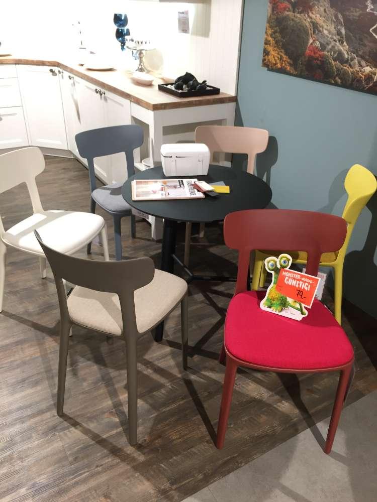 4-Fuß Stuhl