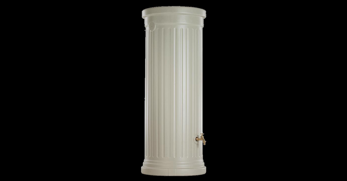 Garantia Säulentank 1000l Sandbeige