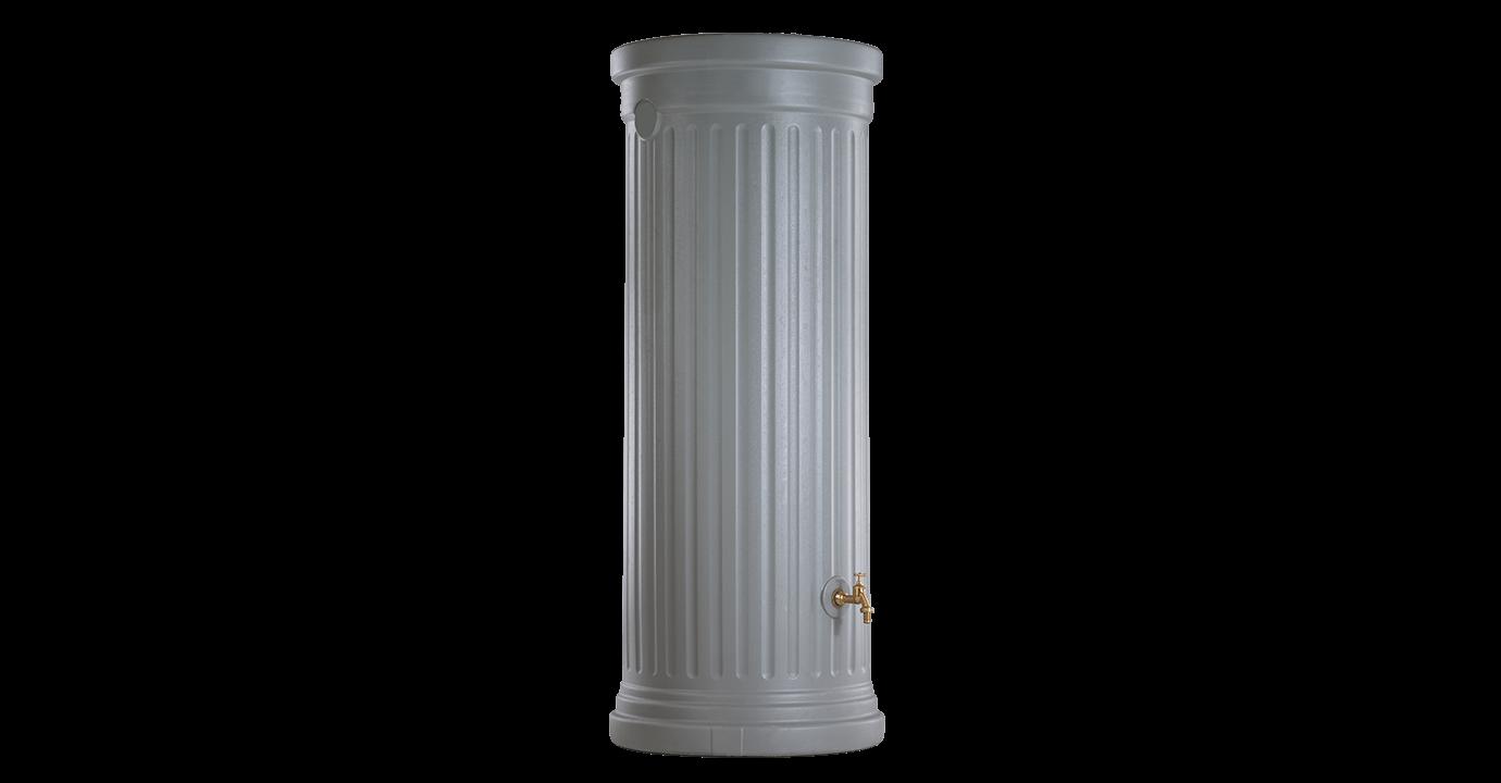 Garantia Säulentank 1000l Steingrau