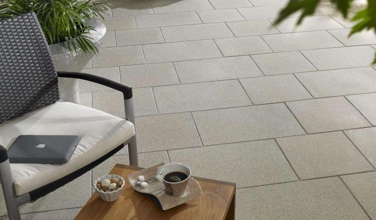 Fiori Platten Sandbeige 80x40x3,6 + 60x40x3,6 cm geschliffen oder gestrahlt (Restposten)