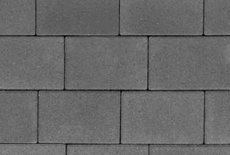 Prestige Line Pflaster 22,5x15x8 cm anthrazit (2.Wahl)