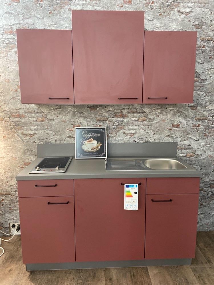 (R) Küche, Expressküchen,Singleküche, Einzeiligeküche, Küchenblock *ohne Geräte