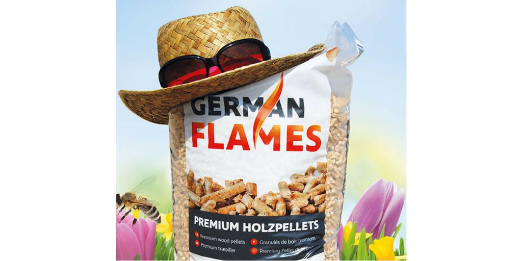 Holzpellets German Flames 15kg