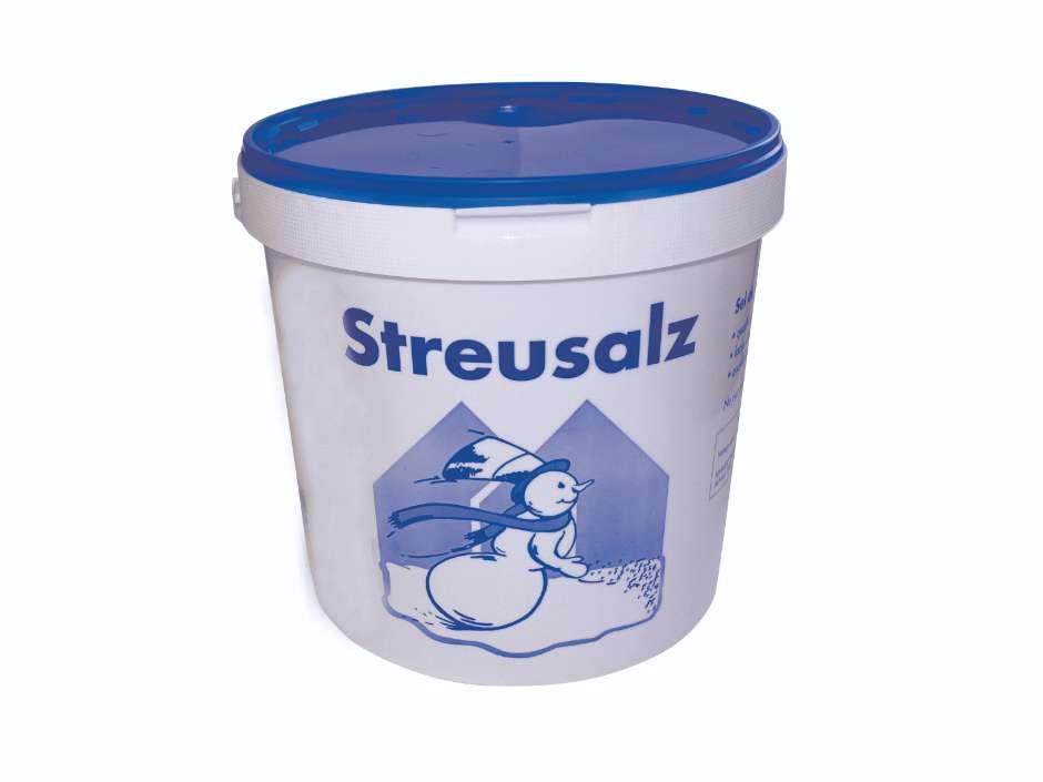 Streusalz im 10 kg Eimer – sofort verfügbar