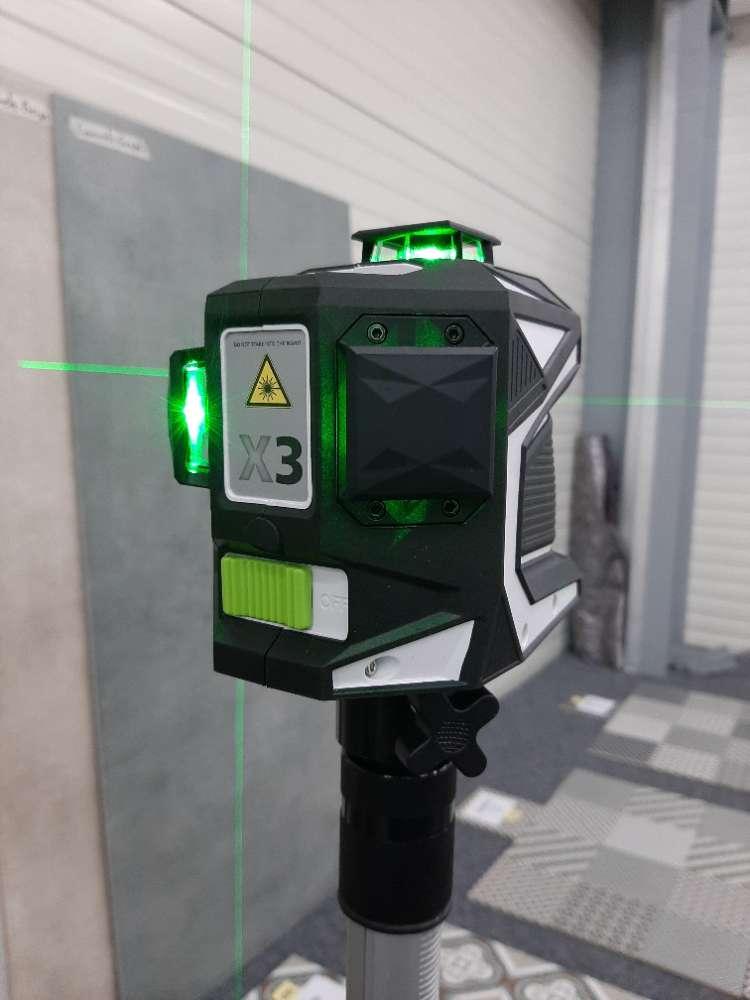 Laserliner X3-Laser Pro inkl. Stativ 300 cm