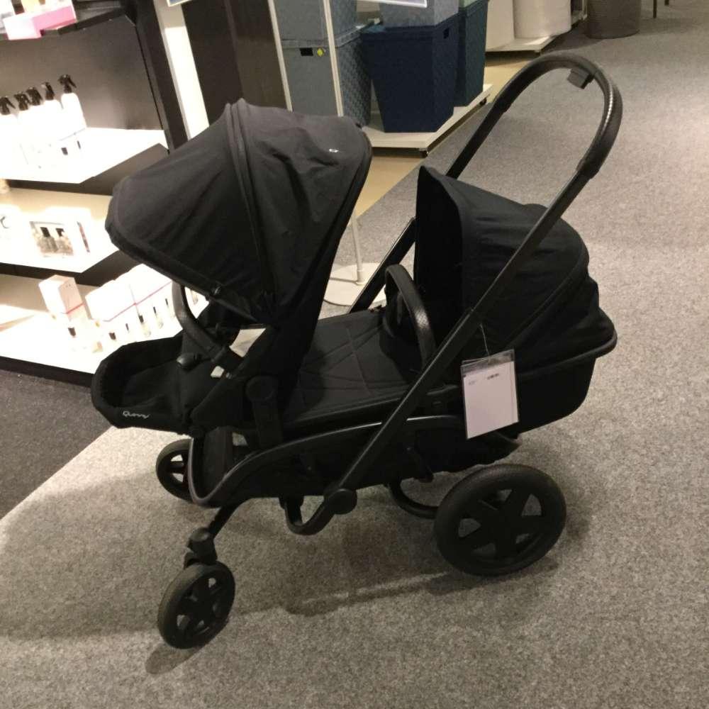 MC Q Hubb Kinderwagen