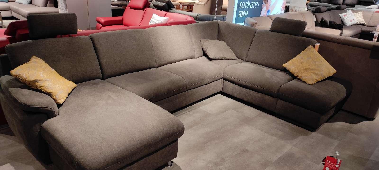 Möbel, Beldomo, Wohnlandschaft inkl. Sessel, Olympus, XXXLutz