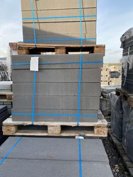 JASTO Blockstufen 100x35x15 cm Anthrazit (2.Wahl)