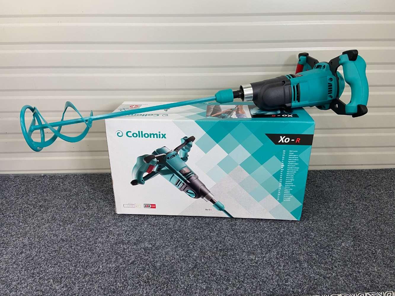 Collomix Handrührwerk Xo4 R HF