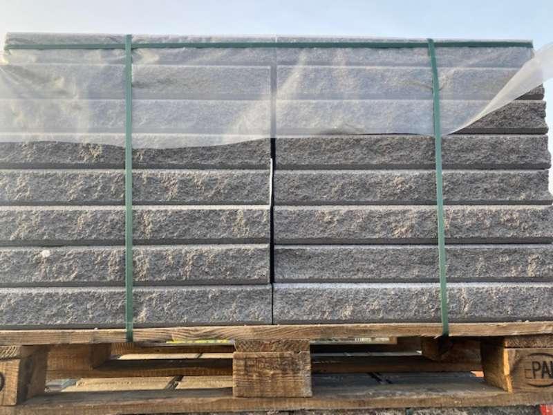 Vermont Abdeckplatten 60x35x8 cm Grau (2.Wahl)
