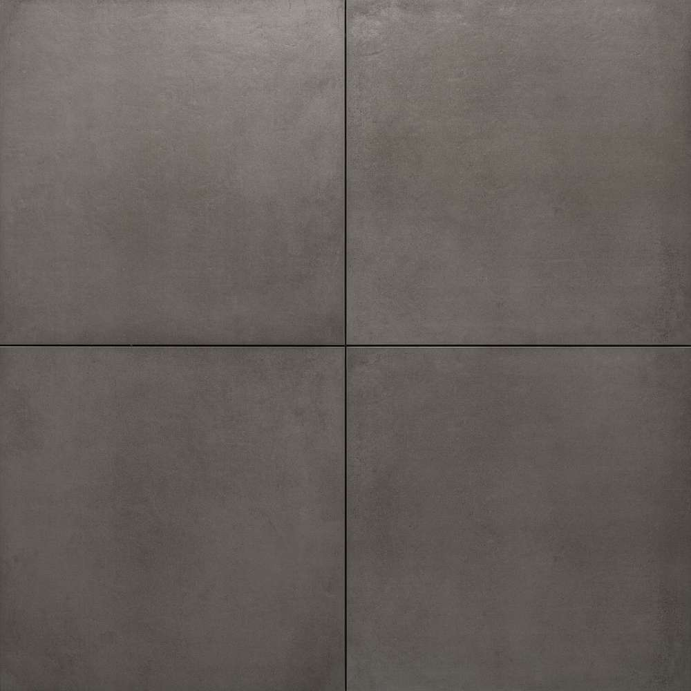 Keramik Concrete Look Dark Grey 2.0 60x60x2 cm anthrazit Keramische Fliese