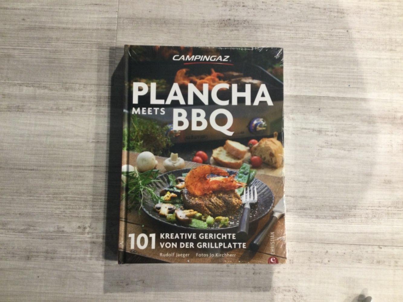 CampingGaz – Buch Plancha meets BBQ