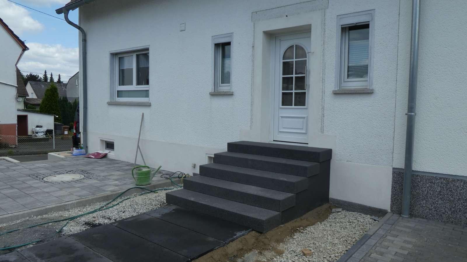 Treppen Erneuerungs-System  ScalaPlan Bockstufen