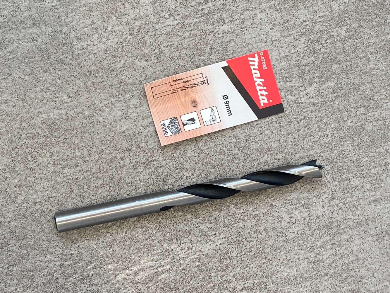 Makita Holzbohrer 9x125mm