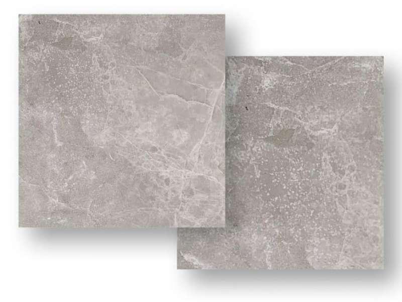 Bodenfliese Marble Art Grey Feinsteinzeug rektifiziert, 60x60x1 cm