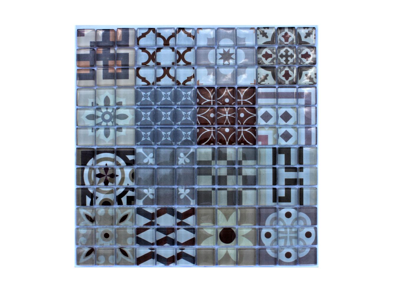Mosaik Vario Gala 368 Anemone, 29,7×29,6×0,9 cm