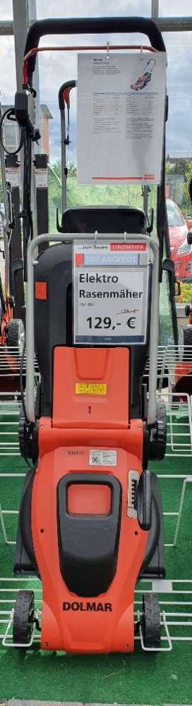Dolmar Elektro Rasenmäher