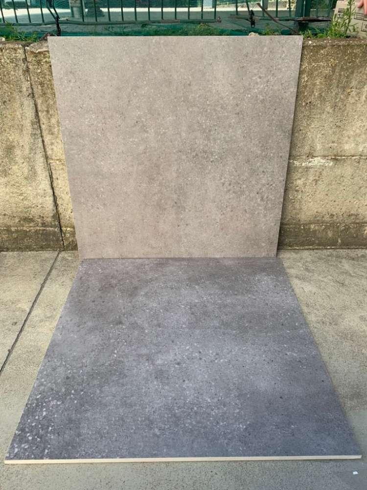 Bodenfliese 60X60CM Grau Villeroy + Boch